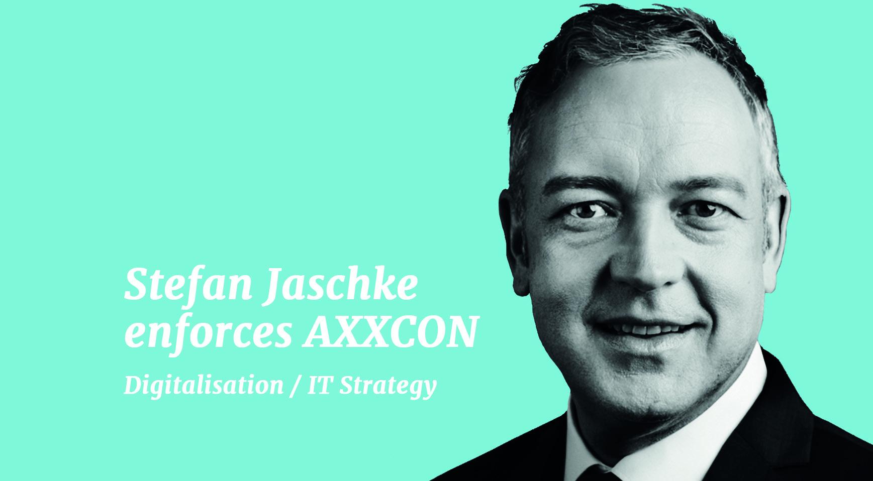 AXXCON Stefan Jaschke