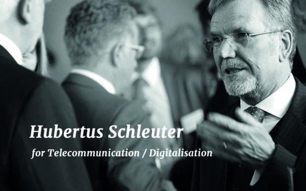 AXXCON Hubertus Schleuter