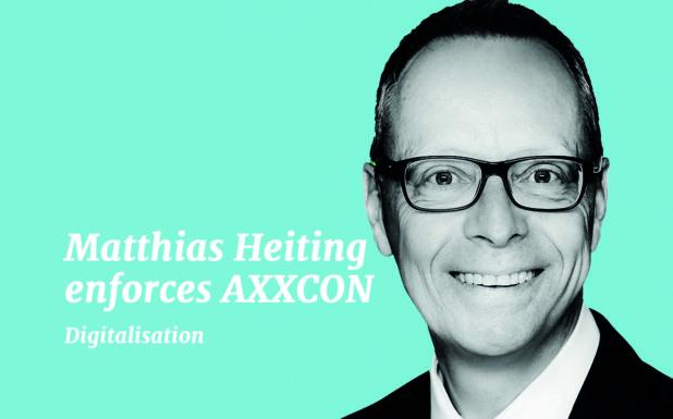 AXXCON Matthias Heiting