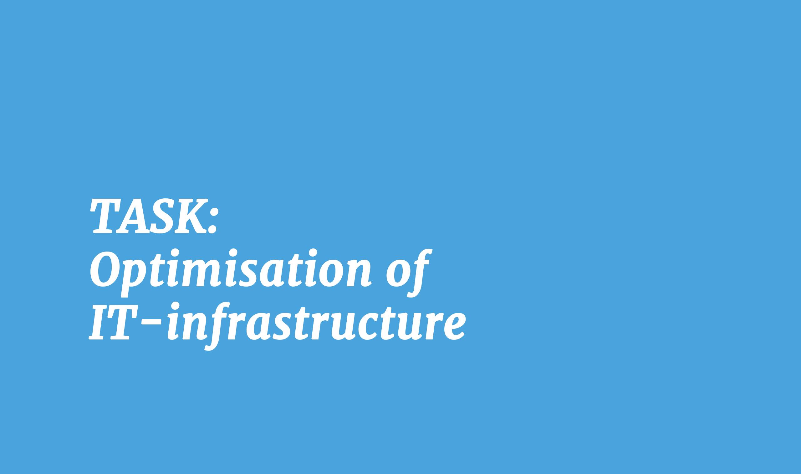 AXXCON IT Infrastucture