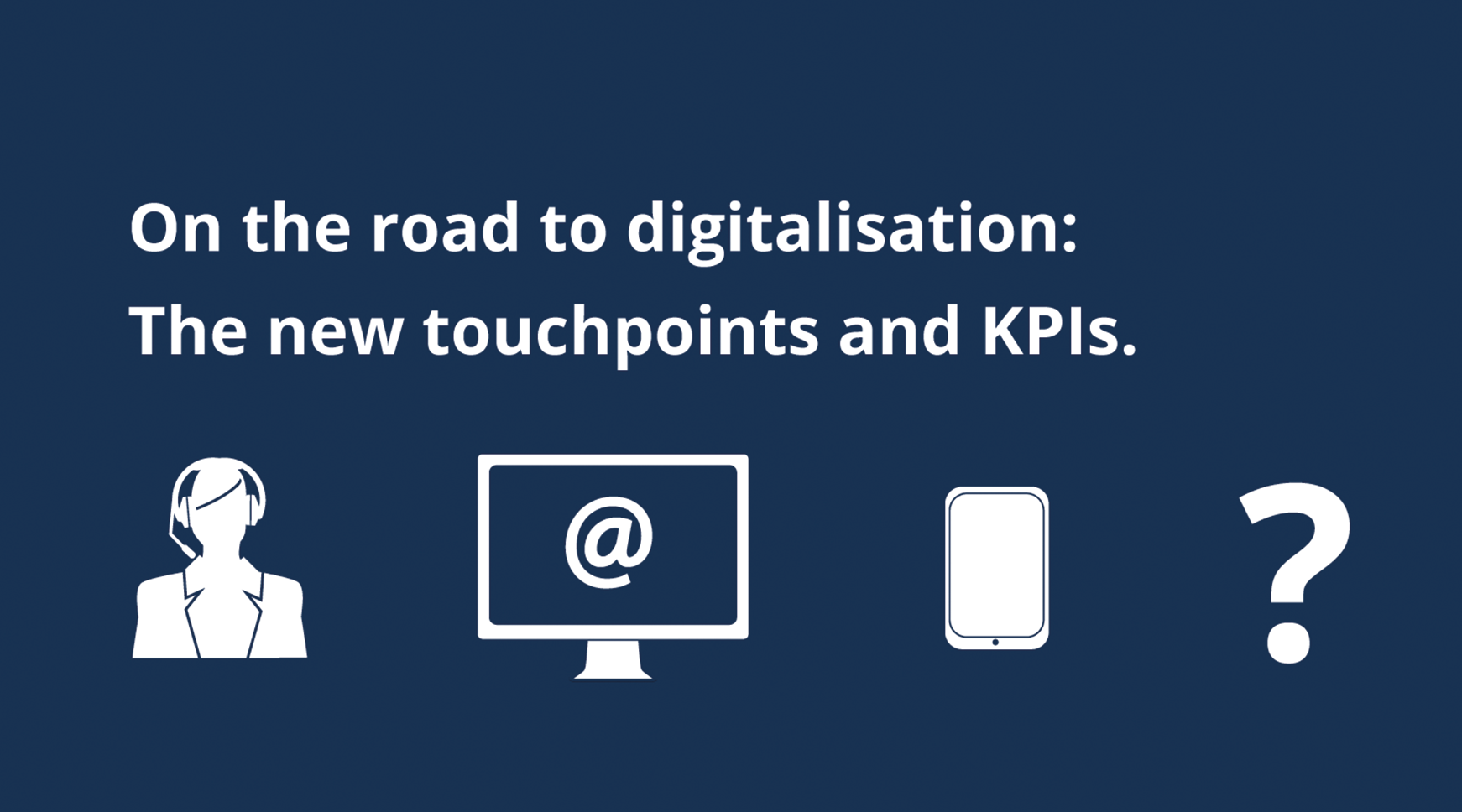 AXXCON new KPIs Digitalisation