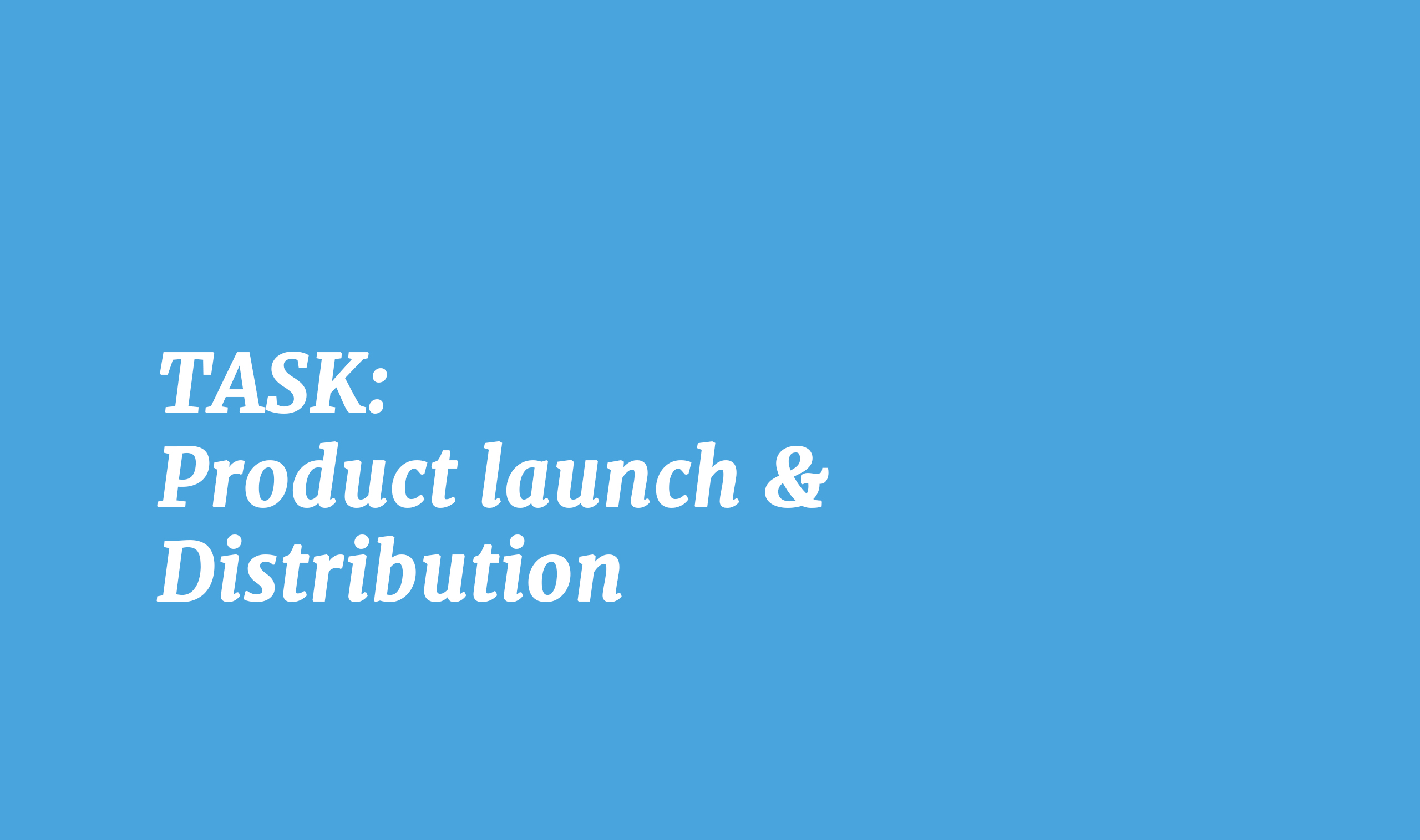 AXXCON product launch