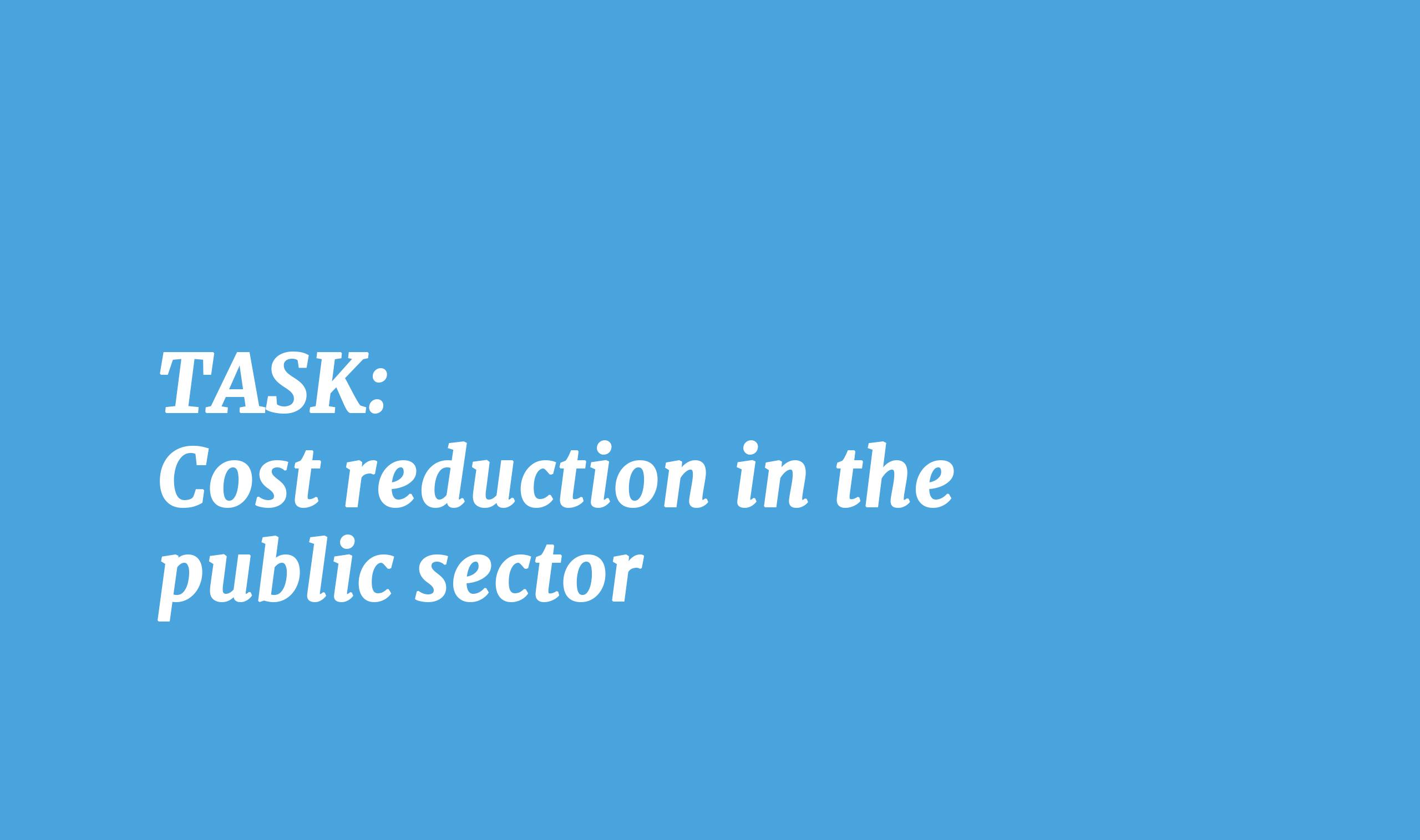AXXCON public sector