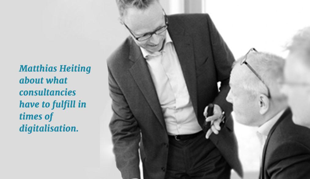 Matthias Heiting (AXXCON) about digital Transformation