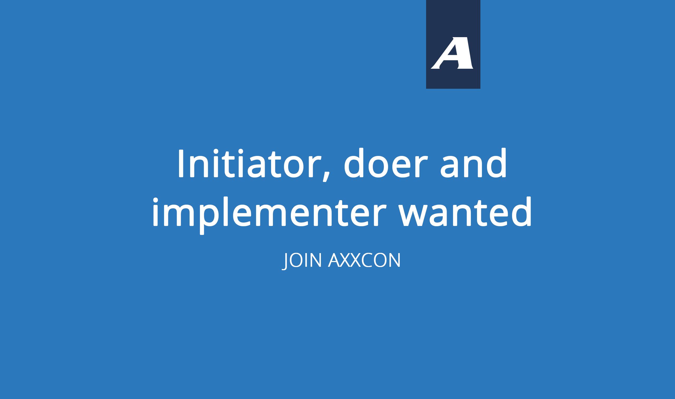 AXXCON Unternehmensberater werden Karriere
