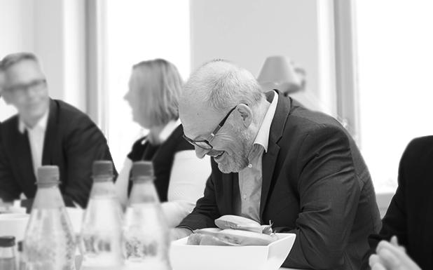 Jörg Thäle, Partner bei AXXCON