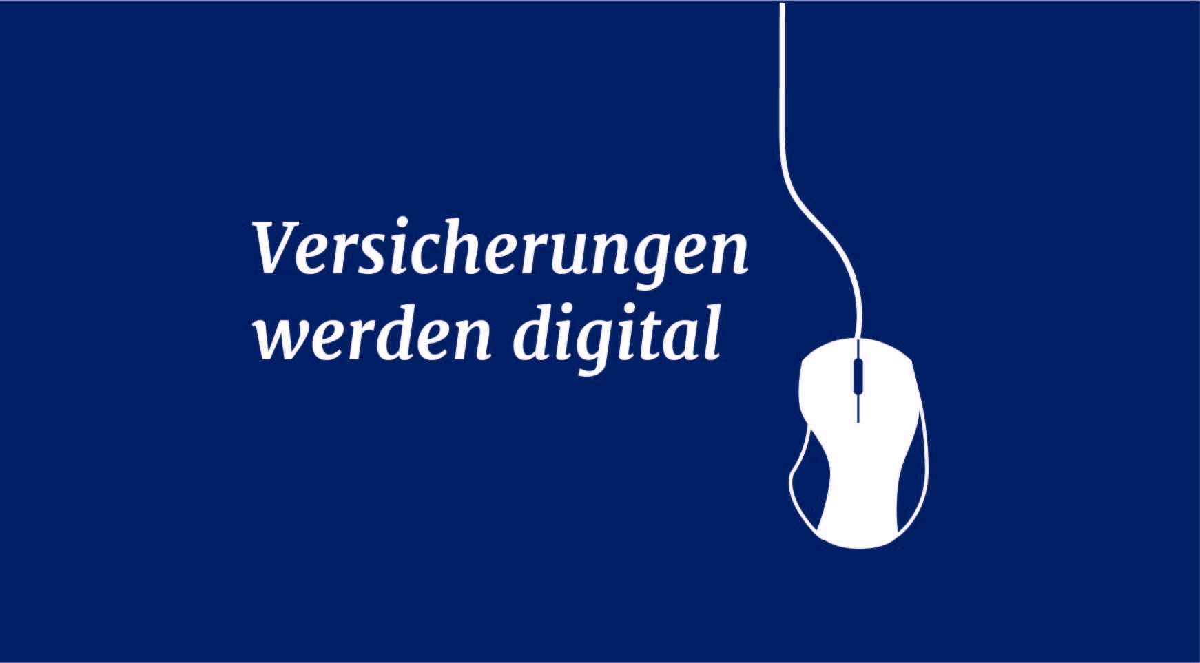 AXXCON Digitalisierung Versicherung