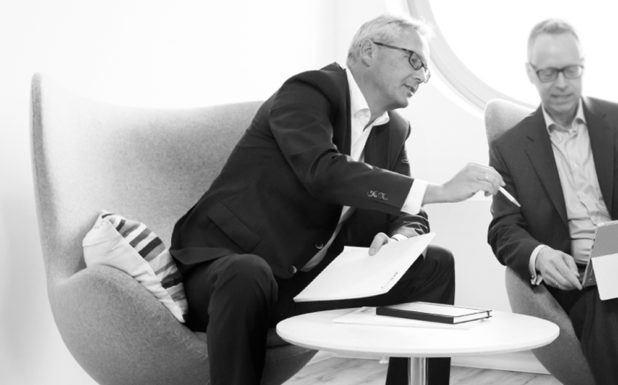 Harald Freitag, Managing Partner bei AXXCON