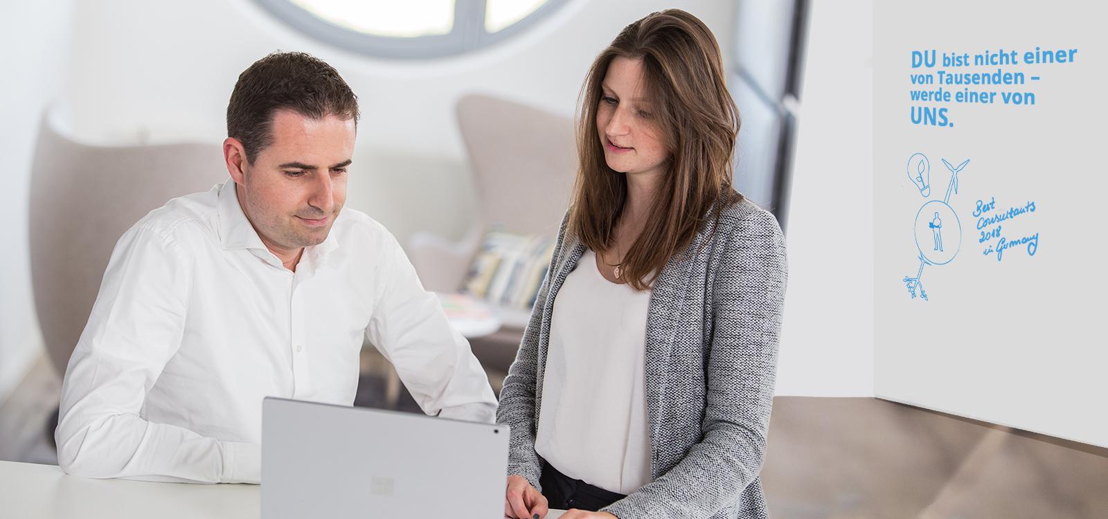 Die Unternehmensberatung AXXCON sucht Werkstudent (m/w)