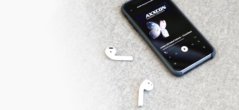 AXXCON im Podcast